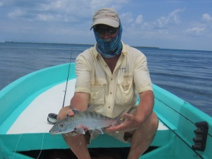 Belize bonefish